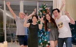 Khoảnh khắc hạnh phúc của Dương Khắc Linh và bạn gái kém 13 tuổi