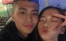 Bạn gái cao 1m74, đẹp đúng chuẩn hoa hậu của cầu thủ Đinh Thanh Bình