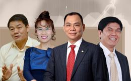 Thấy gì từ biến động bất ngờ của tỷ phú Việt Nam trên bảng xếp hạng Forbes?