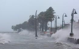 """Cảnh báo về bão """"rớt"""" và áp thấp nhiệt đới trong tháng 12.2018"""