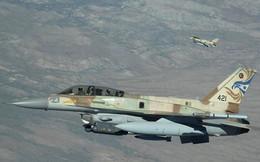 Syria tuyên bố ngăn chặn thành công đợt không kích của Israel