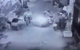 2 vụ cướp nghi do một băng nhóm thực hiện cách nhau 30 phút