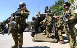 Iraq tăng cường hoạt động ở Syria sau khi Mỹ rút quân