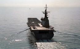 [ẢNH] Hải quân Thái Lan trở lại ngôi vị số 1 ASEAN nhờ chiến hạm Hàn Quốc