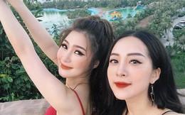 """2 chị em Hương Tràm gây """"lú"""" bởi đã xinh lên hình lại còn giống nhau!"""