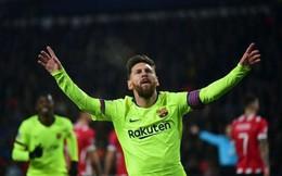 Rồi Messi sẽ sớm trở lại chiếm hữu Quả bóng Vàng