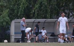 HLV Eriksson trầm tư tính kế trước trận tái đấu Việt Nam