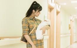 Lần đầu khoe ảnh đời thường bên con gái, Diệp Lâm Anh tiết lộ luôn thói quen của thiên thần nhỏ sau 1 tháng chào đời