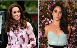 """Tiết lộ gây sốc về """"mối thù"""" giữa hai nàng dâu hoàng gia bắt nguồn từ việc Meghan hành xử """"thô lỗ"""" một năm trước"""