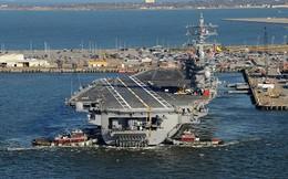 """Hải quân Mỹ gặp khó trong """"cuộc chơi"""" trên đại dương"""