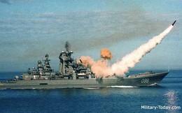 Ảnh: Sức mạnh tuần dương hạm lớn nhất thế giới của Hải quân Nga