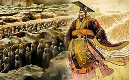 Vua chúa Trung Hoa đều mặc long bào màu vàng, tại sao đồ của Tần Thủy Hoàng lại có màu đen?