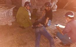 9x nổ súng liên tiếp vào chùa rồi đâm dao vào bụng tự sát