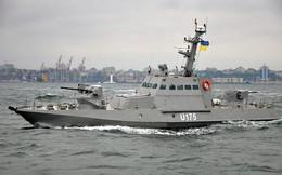 Chiến hạm Ukraine chuyển trạng thái sẵn sàng chiến đấu