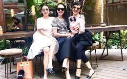 U50 Hồng Nhung khoe trọn vẹn vẻ trẻ trung khi đọ sắc cùng hội chị em toàn mỹ nhân