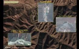 """CNN: Lộ ảnh Triều Tiên ngấm ngầm xây căn cứ """"siêu khủng"""" giấu tên lửa mà không ai phát hiện"""