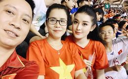 Chỉ ra 2 điểm mạnh của thầy Park, Á hậu Huyền My tiếp thêm liều doping tinh thần cho ĐTVN
