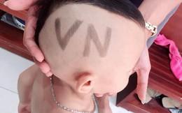 Cạo đầu cháu trai để cổ vũ ĐT Việt Nam, thanh niên nhận phản ứng không ngờ từ dân mạng