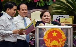 Giám đốc Sở Giáo dục - Đào tạo Hà Nội có số phiếu tín nhiệm cao thấp nhất