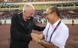 """HLV Eriksson thừa nhận """"dính bẫy"""" của HLV Park Hang-seo, ghen tị bởi hào khí ở Mỹ Đình"""