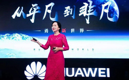 Chân dung nữ giám đốc Huawei vừa bị bắt: Tiểu thư xinh đẹp, có khả năng tiếp quản hãng smartphone lớn thứ 2 thế giới