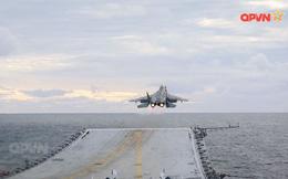 """""""Nhà hộ sinh"""" của MiG-29K"""