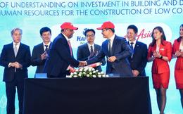 Tổng giám đốc AirAsia: Hy vọng tháng 7-8 năm sau, AirAsia Vietnam có thể cất cánh