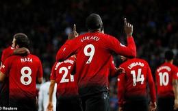 """Man United trút """"mưa bàn thắng"""" vào lưới Fulham mà không cần Pogba"""