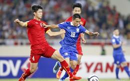 """Được báo Hàn Quốc """"ru ngủ"""", Việt Nam chớ vội tin đã vượt qua bóng Thái Lan"""