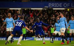 Vòng 16 Premier League 2018/19: Chelsea 2-0 Man City