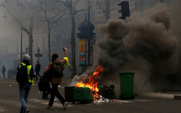 """""""Kẻ giật dây"""" toàn bộ vụ bạo động ở Paris: Ukraine nói đã suy luận ra chân tướng"""