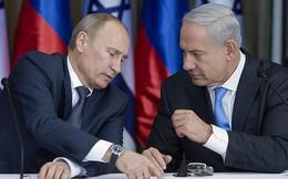 Động thái bất ngờ của TT Putin với Israel về hoạt động ở Syria kể từ vụ bắn nhầm máy bay Nga