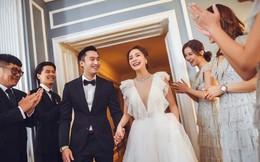 Sát ngày cưới, Chung Hân Đồng bất ngờ trải lòng về việc hoãn sinh con