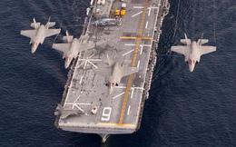 Nhật Bản quyết định mua F-35B cho tàu Izumo, đáp trả sự mở rộng của Trung Quốc trên biển