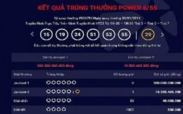 Cách tính trả thưởng của Vietlott khi giải Jackpot vượt mốc 300 tỷ đồng