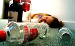 Giật mình hàng loạt cái chết thương tâm vì uống rượu pha cồn công nghiệp
