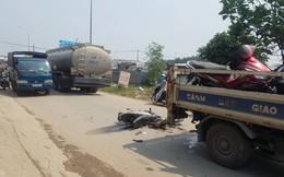 Xe máy bị xe bồn cán nát, nữ sinh 18 tuổi ở Sài Gòn tử vong thương tâm