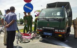 Va chạm với xe Cảnh sát Cơ động, một người tử vong
