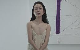 Vóc dáng mảnh mai, gợi cảm của Linh Nga trong bộ ảnh mới