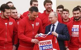 Lời xin lỗi cảm động của TT Putin với các vận động viên Nga