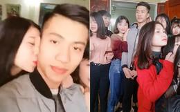 """Phan Văn Đức về nhà, """"bị"""" hàng loạt fan nữ bao vây, ôm hôn say đắm"""