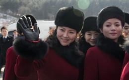Triều Tiên tham dự Olympics tại Hàn Quốc