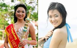 """Bị nghi """"dao kéo"""", Hoa hậu Nguyễn Thị Huyền: """"Cằm lẹm là di truyền nhà em nhé!"""""""