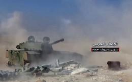 """""""Hổ Syria"""" dồn khủng bố vào tử địa cuối cùng trên tuyến lửa Hama"""