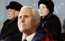 Phó Tổng thống Mỹ Pence tránh bắt tay quan chức Triều Tiên tại Olympic