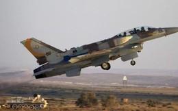 Hệ thống phòng không Syria bắn hạ máy bay tiêm kích của Israel
