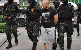 Cảnh sát Thái Lan bắt giữ một trùm tội phạm mạng toàn cầu
