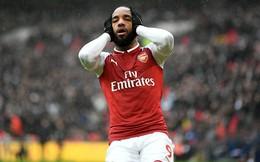 Vắng Alexis Sanchez, Arsenal gục ngã đau đớn trước đối thủ truyền kiếp