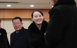 """Em gái ông Kim Jong Un: """"Tôi không có cảm giác xa lạ khi tới Seoul"""""""