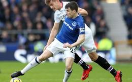 Vòng 27 Premier League: Everton 3-1 Crystal Palace